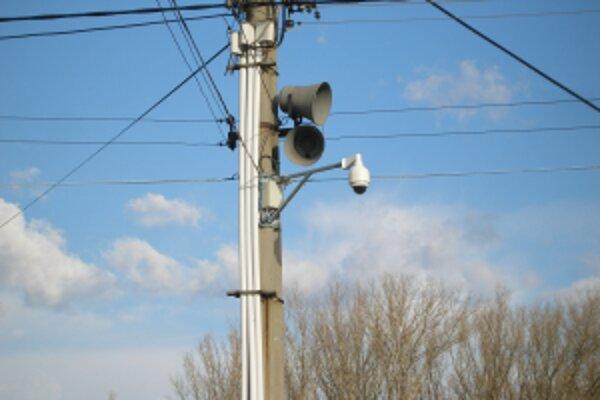 V Malých Ripňanoch sú kamery na troch miestach.