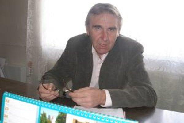 Čeľadinský starosta Milan Moravka hovorí, že kanalizácia patrí medzi najdôležitejšie investičné akcie v poslednom období.