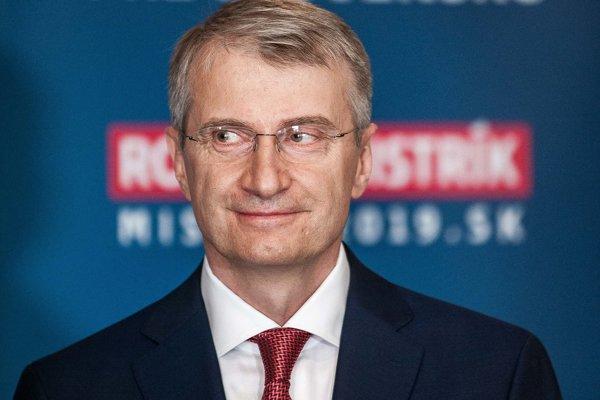 Robert Mistrík.
