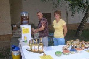 Podľa Jozefa Štefaňáka sa dá najlepšie vychutnať zohriata medovina.
