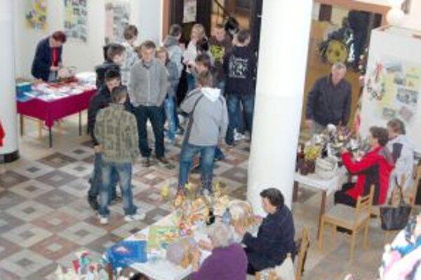 Súčasťou podujatia boli tvorivé dielne.