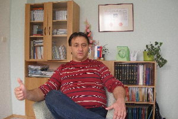 Starosta Baláška je potešený záujmom mladých ľudí o bývanie v Pažiti.