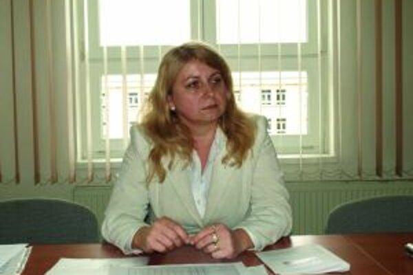 Podľa Slavky Súlovskej, riaditeľky Úradu práce, sociálnych vecí a rodiny v Partizáskom, bude tento rok nezamestnanosť klesať.