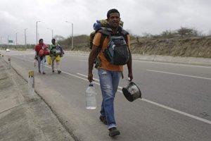 Kríza vo Venezuele sa zmenila z lokálneho problému na najväčšiu migračnú krízu na južnej pologuli.
