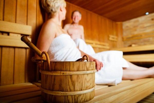 Časté saunovanie znižuje riziko predčasnej smrti.