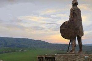 Témou sochárskeho sympózia je Život Rusínov v Karpatoch