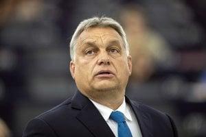 V utroňajšej rozprave vystúpil aj predseda maďarskej vlády Viktor Orbán.
