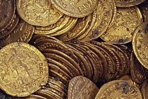 Mince sú veľmi dobre zachované.