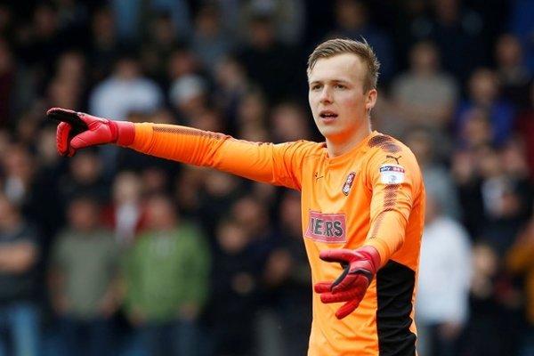 Košičan Marek Rodák aktuálne pôsobí v druholigovom anglickom Rotherhame United.