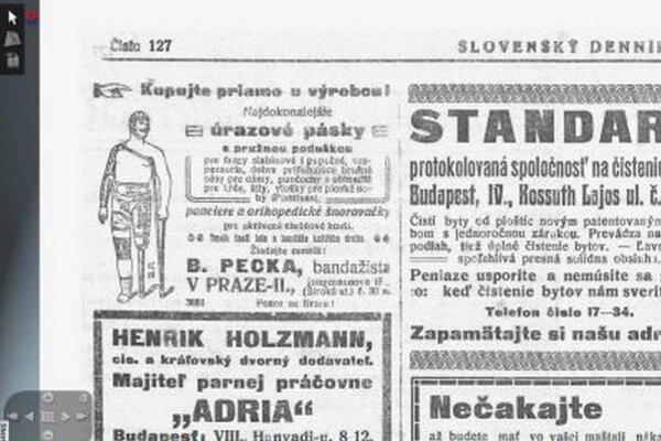 Silu reklám poznali už pred sto rokmi.