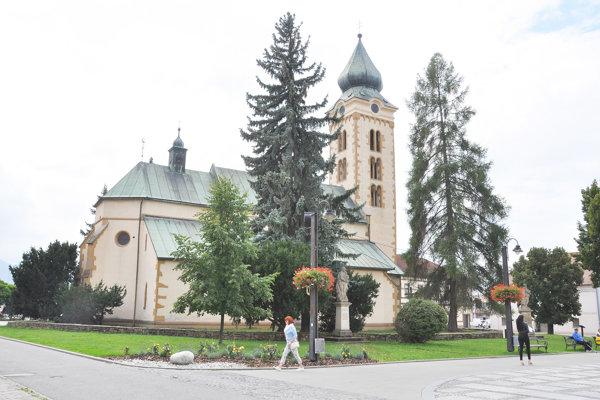 Kostol sv. Mikuláša je národnou kultúrnou pamiatkou a je situovaný v pamiatkovej zóne mesta.