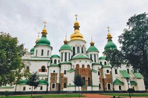 Chrám Svätej Sofie v Kyjeve