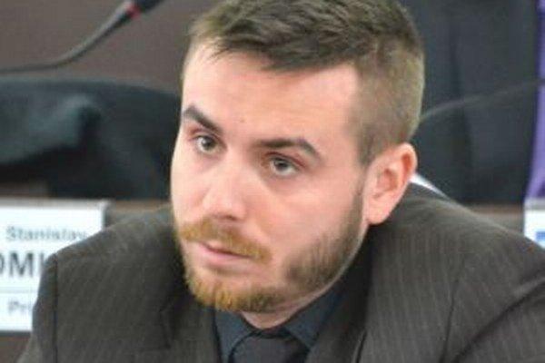 Martin Sukup, poslanec MsZ v Martine.