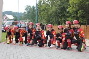 V dievčenskej kategórii sa na 3. mieste umiestnili hasičky zDHZ Lietava, na 2. mieste DHZ Rosina, 1. miesto získalo DHZ Nová Bystrica.