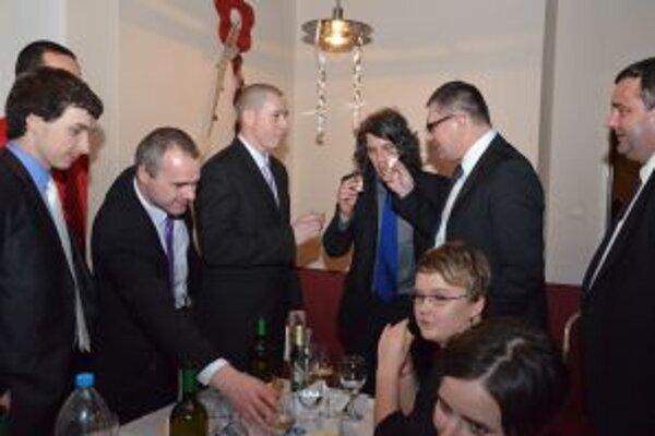 Na ples TFZ zavítal aj Ján Kováčik, prezident TFZ