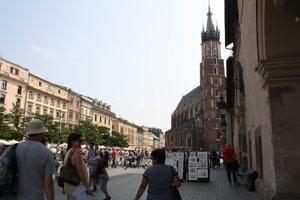 Vždy na začiatku alebo na konci školského roka podnikajú zamestnanciZŠ Zákopčie výlety. Tentokrát zavítali do Krakova.
