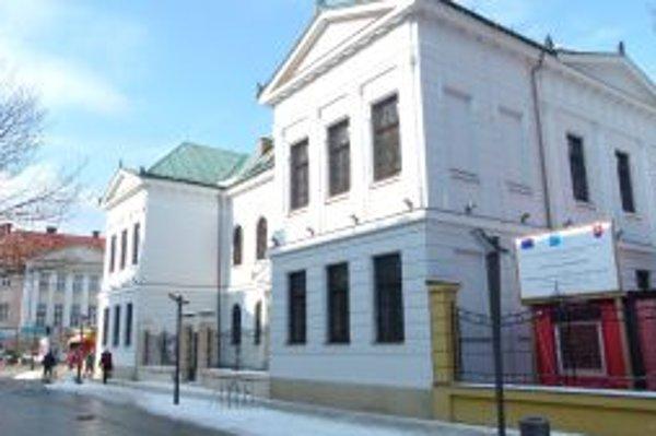 Storočná budova múzea sa konečne rekonštruuje.