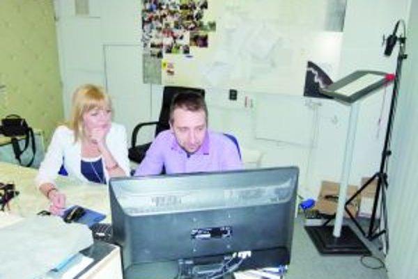 Redaktorov Televízie Turiec Martinu Veselovskú a Pavla Titurusa poznáte z vysielania.