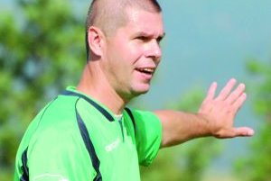 Peter Žabka, tréner Belej.