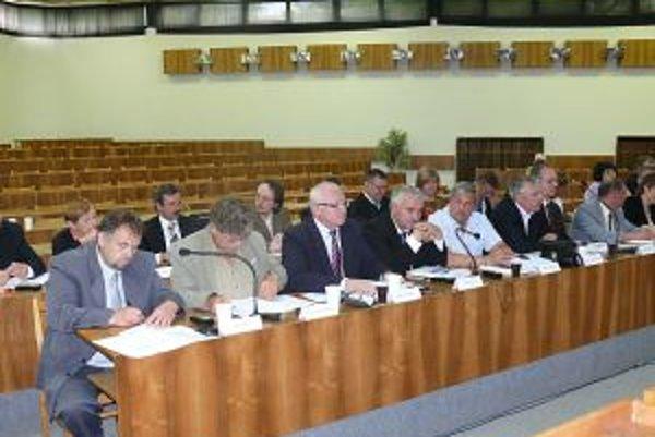 Valné zhromaždenie Mestských lesov tvoria všetci poslanci mestského zastupiteľstva.