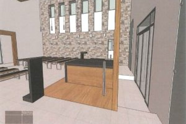 Po rekonštrukcii sa zmení aj interiér domu smútku.