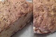 Špaldový chlieb.