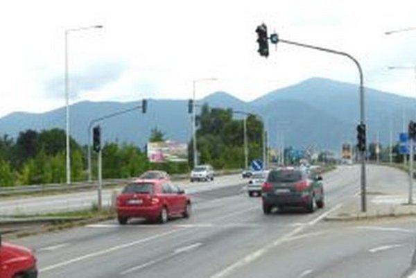 Na odpočítavacom semafore vodiči vidia, koľko sekúnd bude zelená alebo červená ešte svietiť.