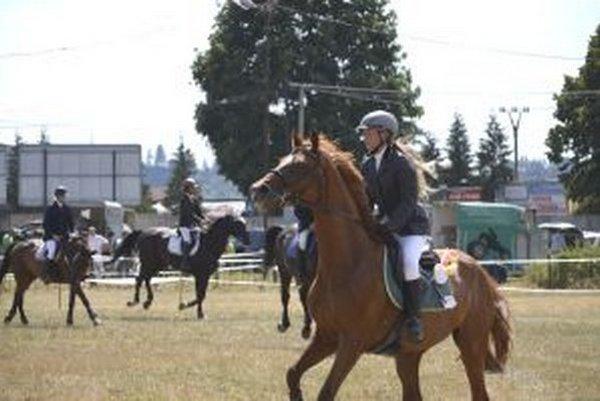 V Sučanoch sa zišlo množstvo jazdcov, ako aj milovníkov koní.