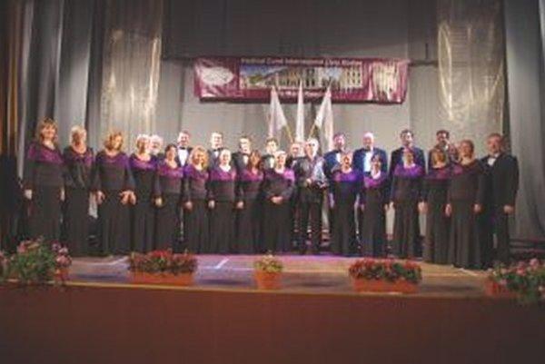 Cantica v Rumunsku.