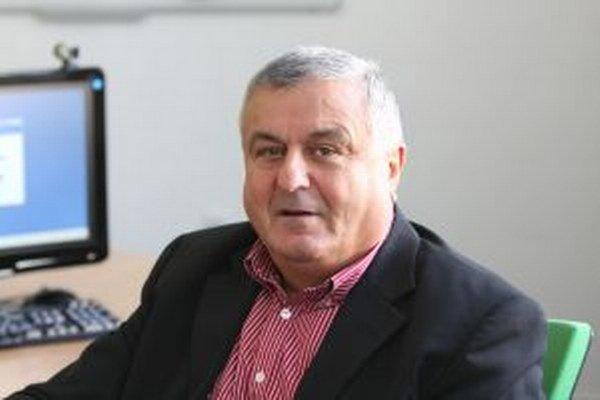 Predseda predstavenstva a generálny riaditeľ Stefe Martin Ján Letko.