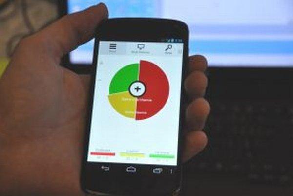 Mobilnú aplikáciu si môžu ľudia bezplatne stiahnuť do smartfónu.