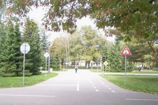 Dopravné ihrisko je určené pre všetky deti v Martine bez obmedzenia veku.