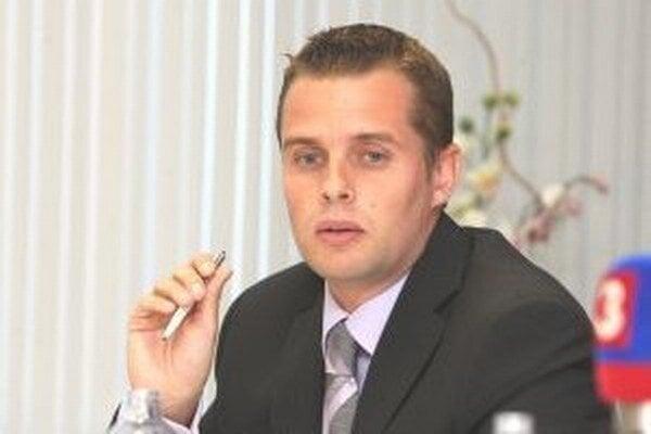 Martin Klus, politológ.