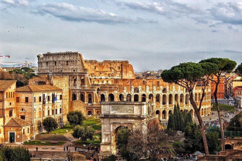 Taliansko, Rím.