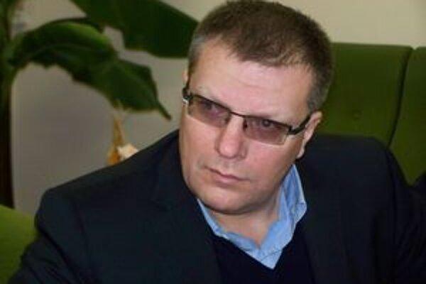 Ján Kováčik, prezident Slovenského futbalového zväzu.