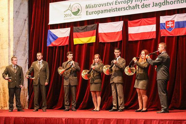 ME trubačov v Českej republike