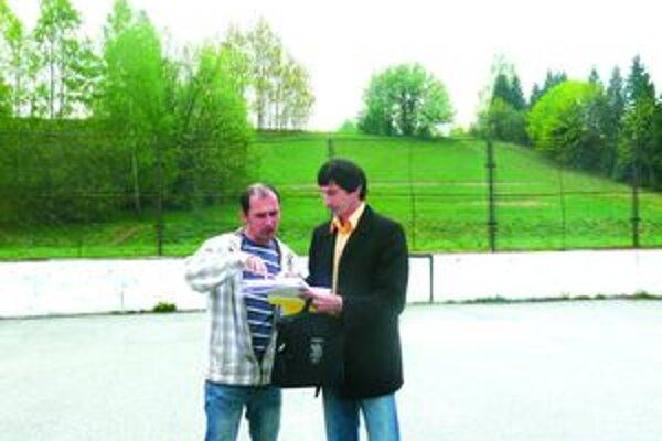 Štefan Balošák - riaditeľ Správy športových zariadení mesta Martin je za modernizáciu schátraného areálu.
