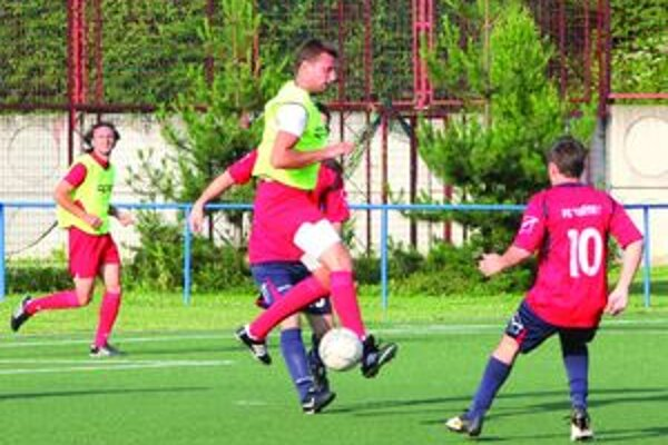Schuti si zastrieľali. Fomat porazil v prípravnom zápase Vrútky vysoko 11:0.
