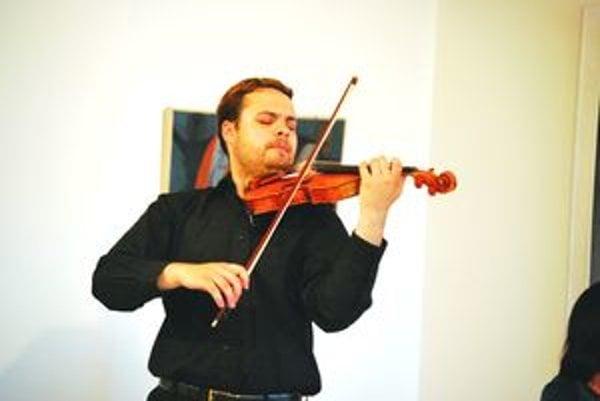 Geniálny huslista, rodák z Vrútok - Dalibor Karvay.