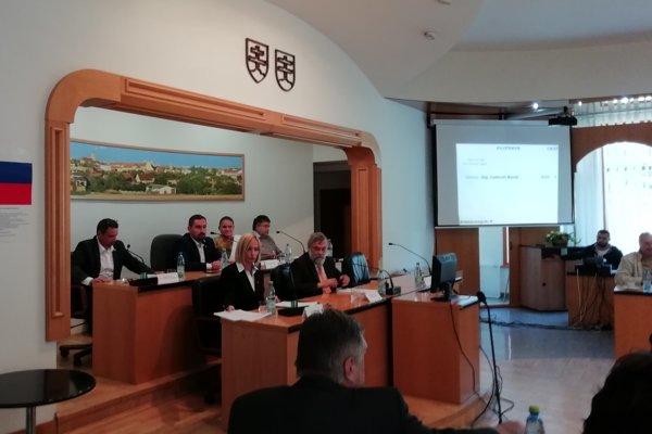 Zastupiteľstvo schválilo koncepciu plateného parkovania v meste.