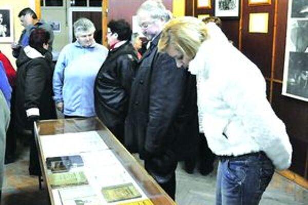 Turianske je aktívne. Najviac návštevníkov je pri otvorení novej expozície.