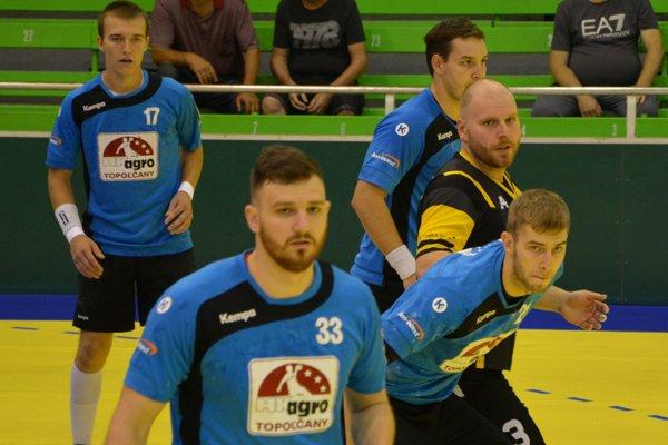 Hádzanári prehrali v sezóne prvý zápas.