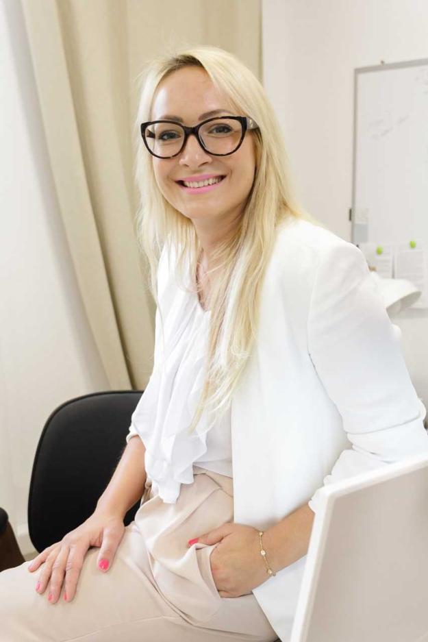 Právnička a mama trojročnej dcérky Mirka Šufáková pôsobí ako advokátka.