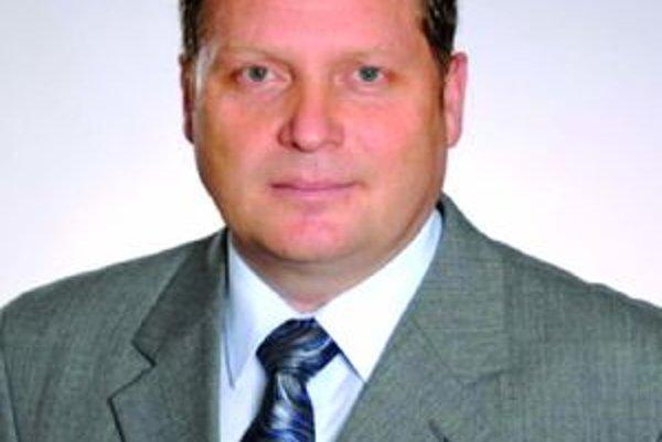 Ondrej Marko, okresný predseda KDH v Martine.