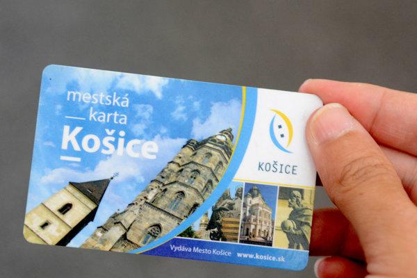 Súčasná mestská karta sa momentálne využíva takmer výlučne v MHD. Nová by mala mať širšie uplatnenie.