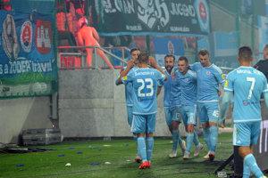 Slovan zvládol derby.