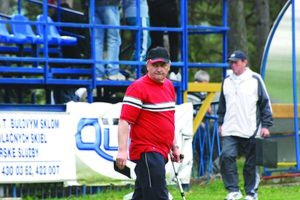 Viktor Krištof ešte nevie kam povedú jeho trénerské kroky.