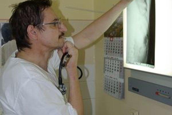 Röntgenové snímky sa využívajú v každej lekárskej disciplíne.