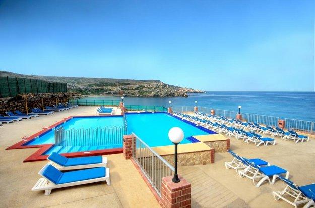 Silvester na Malte.