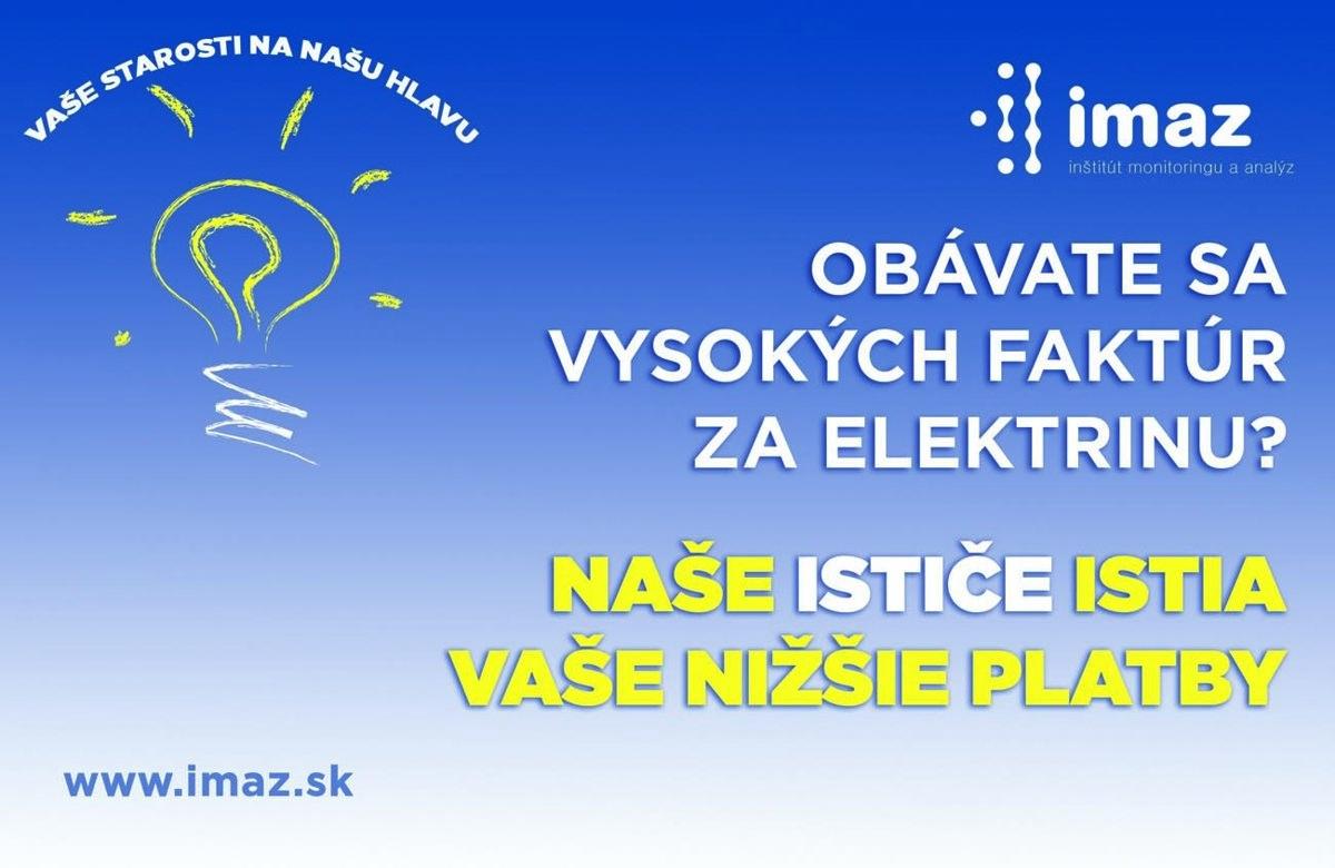 01483ebced20d Neplaťte za elektrinu zbytočne veľa - SME   MY Nitra